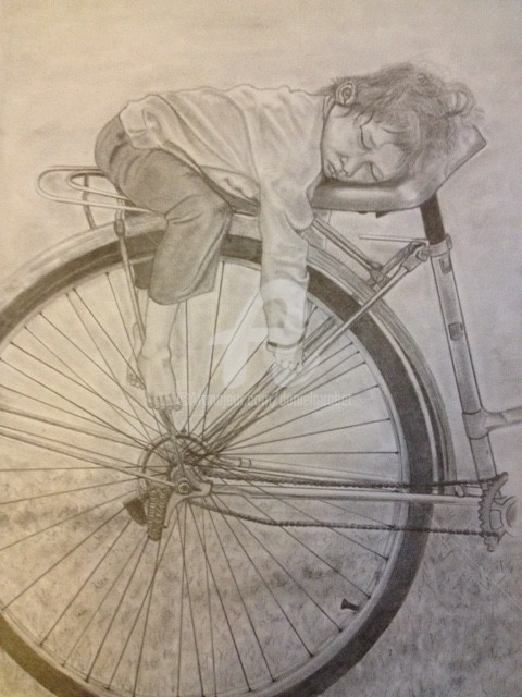 """Danygil - """"A BICYCLETTE"""" - """"A BICYCLE"""""""