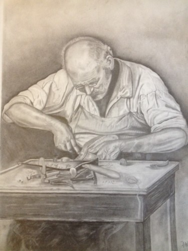 """LE CORDONNIER"" the shoemaker"